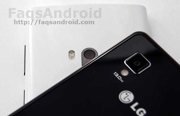 Comparativa entre el LG Optimus G y el Nokia Lumia 920