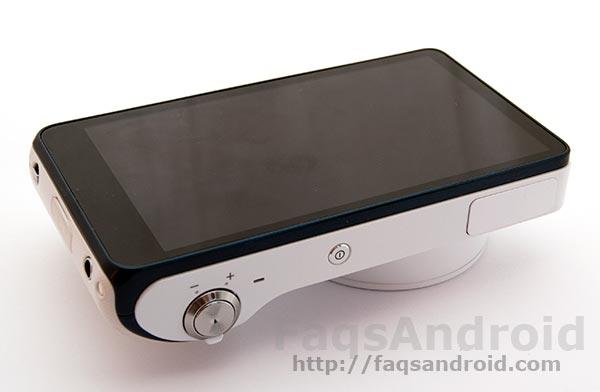 Análisis de la Samsung Galaxy Camera: cámara y móvil en uno