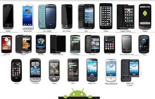Cómo escoger un terminal Android