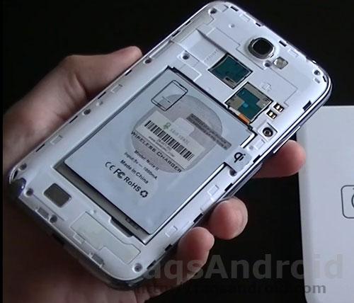 Vídeo de la carga inalámbrica en Samsung Galaxy Note 2