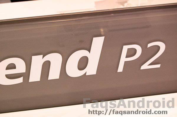 Huawei MWC Ascend P2