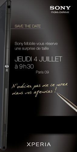 Presentación Sony Xperia Z Ultra