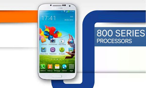 Samsung Galaxy S4 Advanced Snapdragon 800