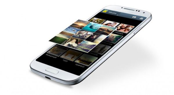 Samsung Galaxy S4 Mini pantalla