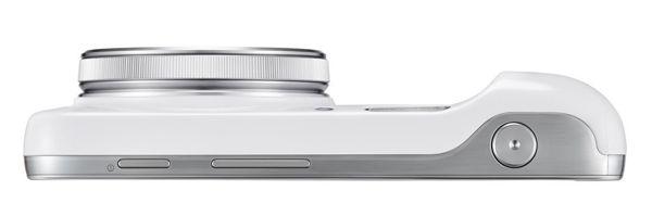Samsung Galaxy S4 Zoom perfil