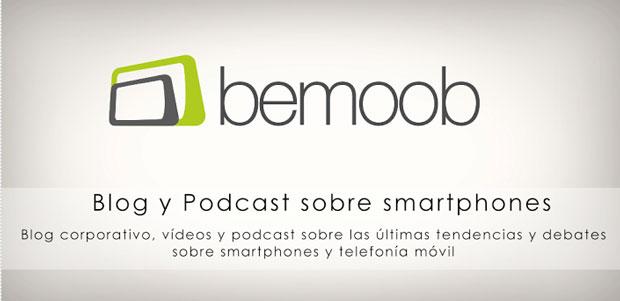 Actualización de la aplicación de bemoob