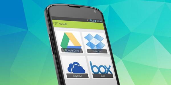 Gestiona todo el contenido de tu nube con Cloudii para Android