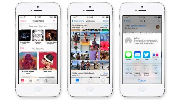 3 cosas de iOS 7 que debería tener Android