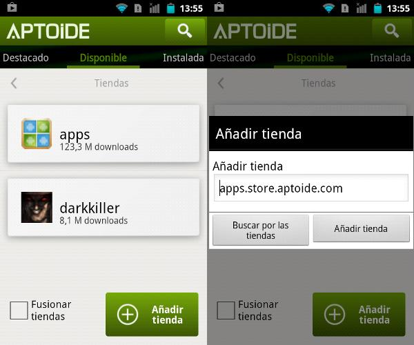 Los mejores repositorios aptoide para Android