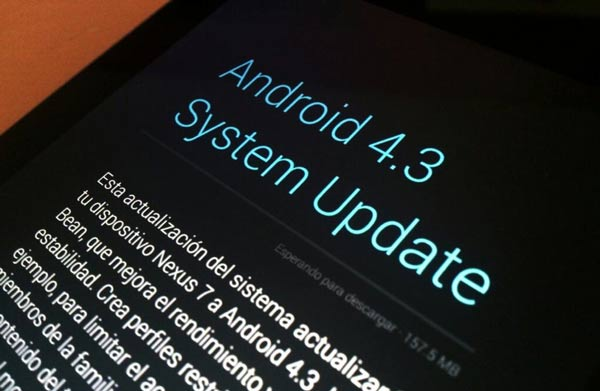Análisis de Android 4.3 Jelly Bean en vídeo HD