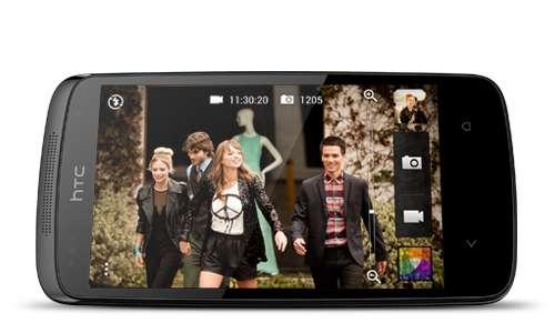 HTC Desire 500 multimedia