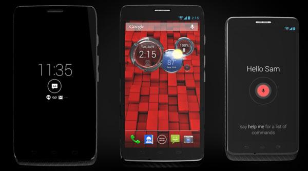 Motorola Droid: Ultra, MAXX y Mini