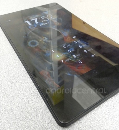 Primeras imágenes y vídeo del Nexus 7 2: 4GB de RAM