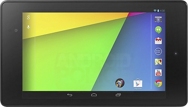 ROM Android 5.1 AOSP Grogg's Way para el Nexus 7 2013