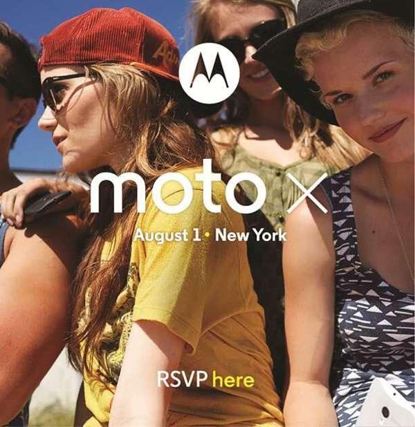 Presentación Motorola Moto X