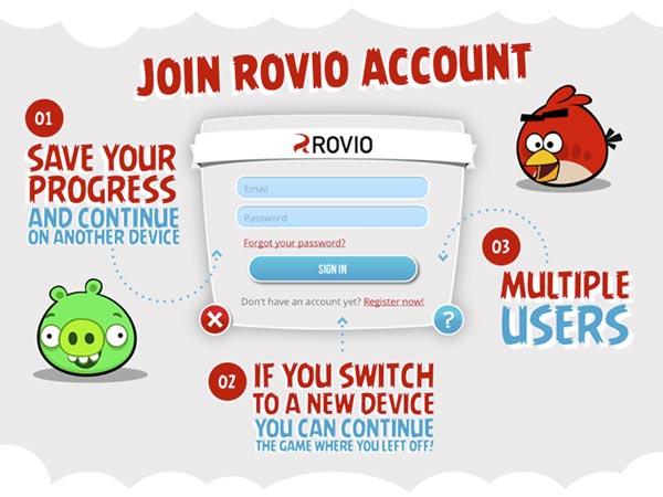 Ya se pueden sincronizar partidas en los juegos de Angry Birds