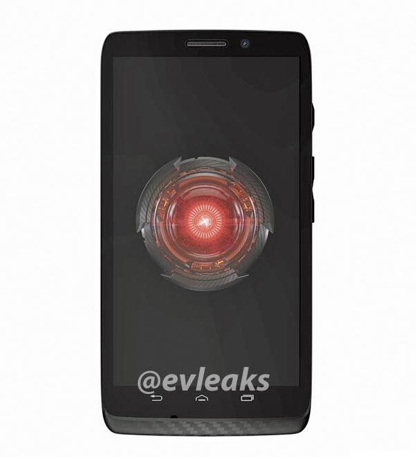 Imagen filtrada del nuevo Motorola DROID Maxx