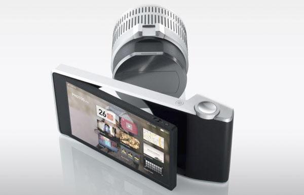 Sony podría lanzar una montura con objetivos para sus móviles android