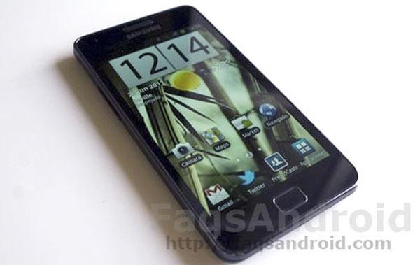 El Samsung Galaxy S2 no se actualizará oficialmente a Android 4.2.2 Jelly Bean