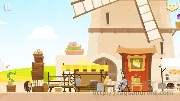 Tiny Thief, Rovio ataca de nuevo con un juego de puzzles y rompecabezas