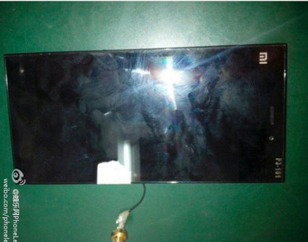 Filtración del Nuevo Xiaomi Mi3