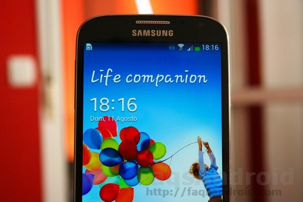 Conclusión Samsung Galaxy S4
