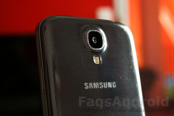 Cámara Samsung Galaxy S4
