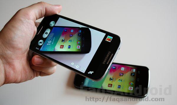 Software, versión de Android y Aplicaciones