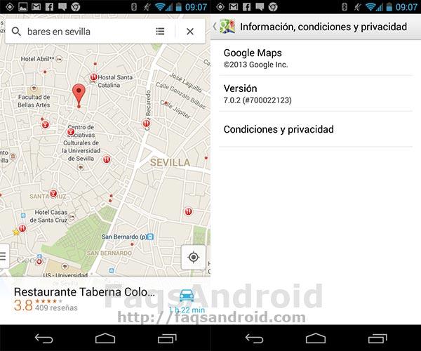 Google Maps se actualiza con inclusión de anuncios en búsquedas
