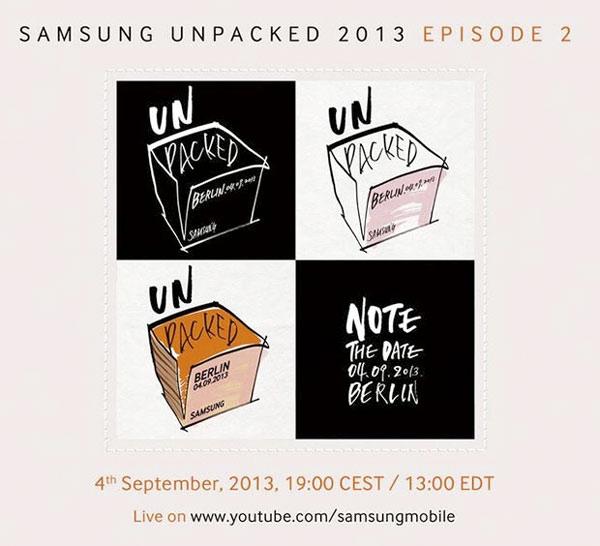 Presentacion Samsung Galaxy Note 3