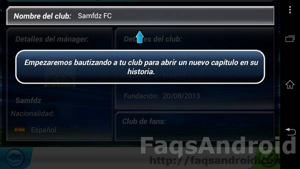 Top Eleven para Android 3