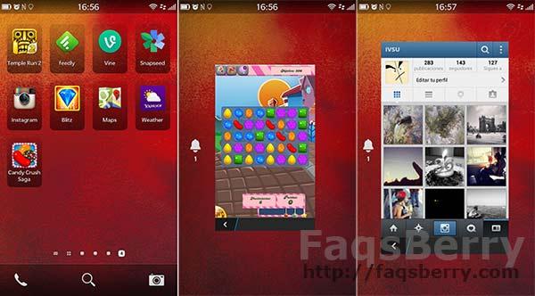 Instalar Aplicaciones Android en móviles Blackberry es ahora mucho más sencillo