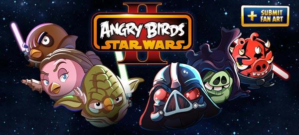 Angry Birds Star Wars 2 llegará al Google Play Store el 19 de Septiembre