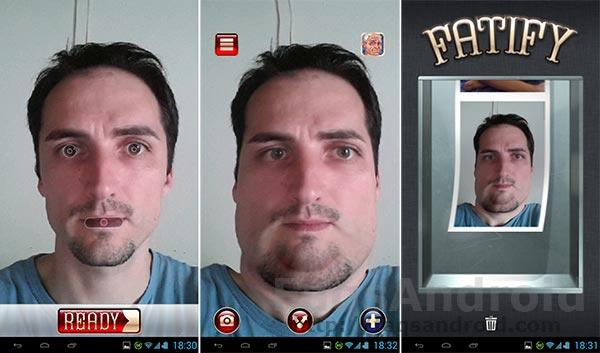 "Ocho aplicaciones Android ""chorras"": Fatify"