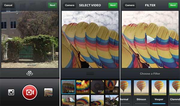 Instagram para Android se actualiza permitiendo subir vídeo desde la galería