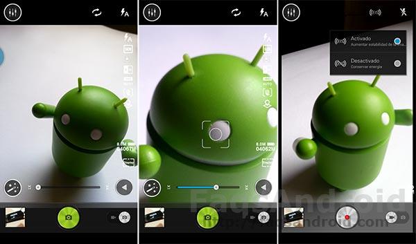 Lenovo Super Cámara, una app de captura plagada de opciones