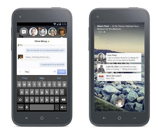 Facebook para Android permite descargar fotos y usar el bloqueo como feed