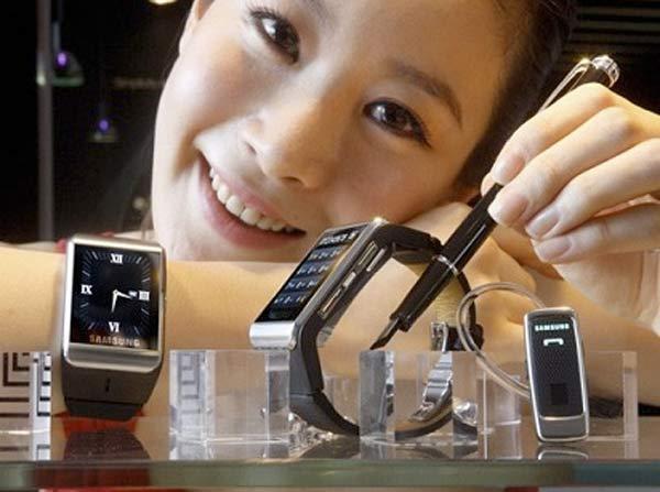 Filtradas especificaciones del smartwatch Samsung Galaxy Gear