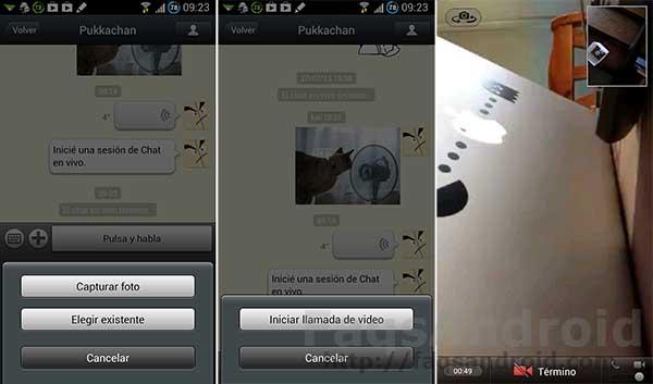 Todo lo que hay que saber de WeChat para Android con trucos y guía de uso