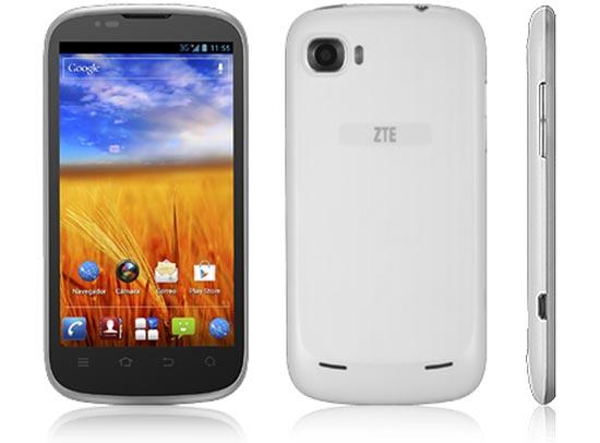 Mejor smartphone Android en modalidad prepago: ZTE Grand XM