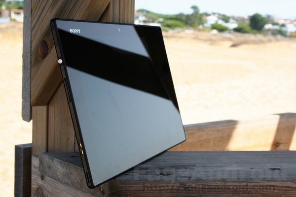 Análisis de la Sony Xperia Tablet Z vídeo HD: la mejor tablet android