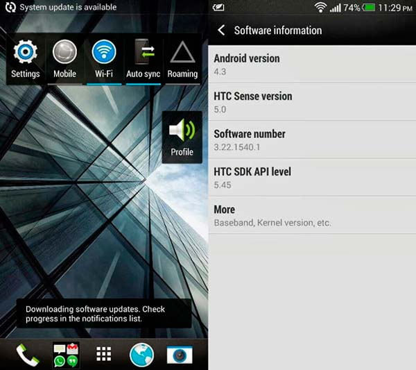 Actualizacion-Android-43-HTC-One