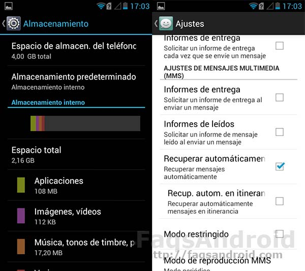 Huawei Ascend G510 / Orange Daytona: análisis en vídeo HD