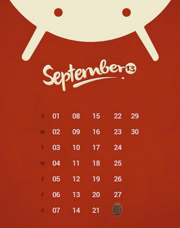 Novedades de Android 4.4 Kit Kat el 28 de Septiembre