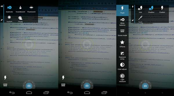 Capturas-de-Focal-para-Android