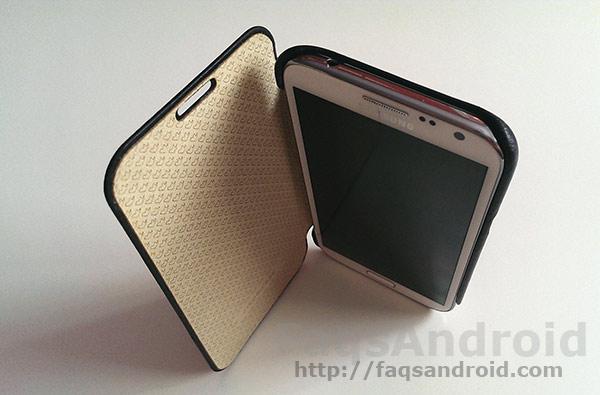 Análisis de Vintage Folio Case, una funda para el Samsung Galaxy Note 2
