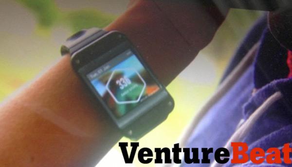 Primeras imágenes del Smartwatch Samsung Galaxy Gear