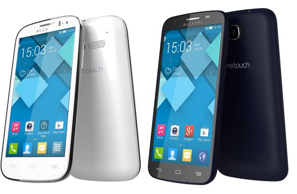 Alcatel One Touch Pop C1, C3, C5 y C7