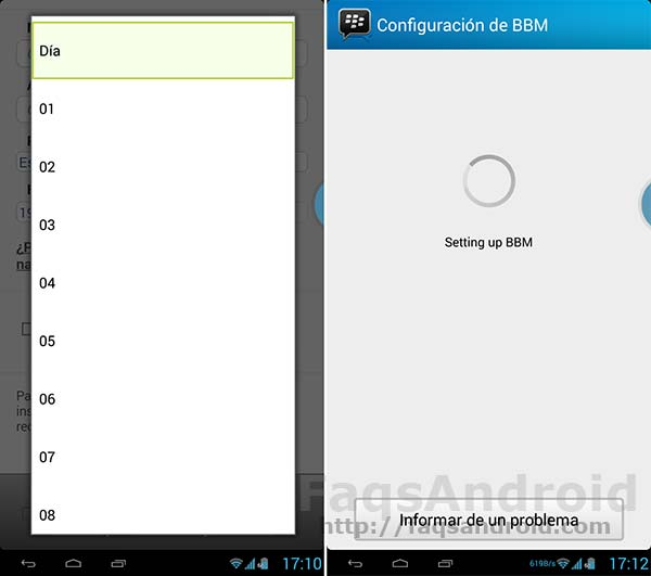 Se filtra la apk de Blackberry Messenger para Android: lista para descargar