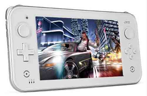 consolas Android portátiles: JXD S7300B